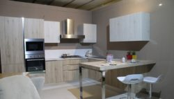 Aménagement d'une cuisine moderne
